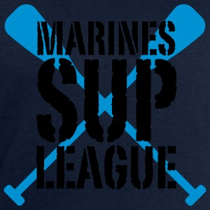 Marines SUP LEAGUE | Stand Up Paddling T-Shirts - Männer Sweatshirt von Stanley & Stella