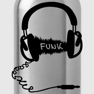 Cuffie Audio Design Wave: Funk  T-shirt - Borraccia