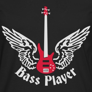 bass_guitar_072011_f_2c T-Shirts - Men's Premium Longsleeve Shirt