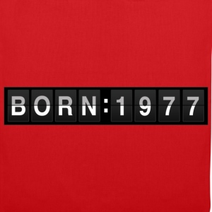 born1977 T-shirts - Mulepose