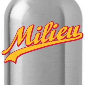 Milieur | Kiez | District T-Shirts - Water Bottle