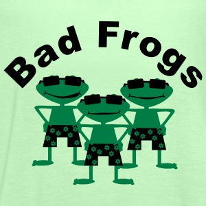bad frogs T-Shirts - Women's Tank Top by Bella