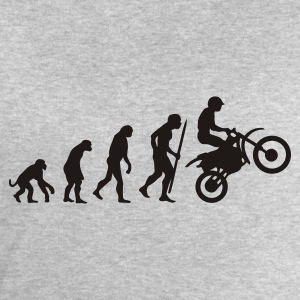 Évolution de pit bike Tee shirts - Sweat-shirt Homme Stanley & Stella