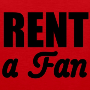 Rent a Fan | for rent T-Shirts - Miesten premium hihaton paita