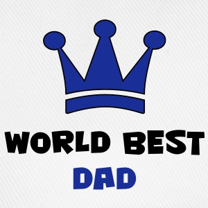 World Best Dad T-Shirts - Baseball Cap