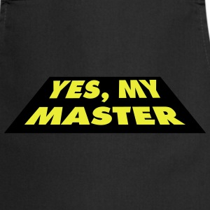master_quotation_2c T-Shirts - Cooking Apron