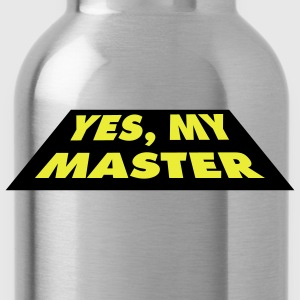 master_quotation_2c T-Shirts - Water Bottle
