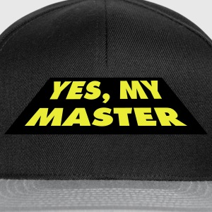 master_quotation_2c Camisetas - Gorra Snapback