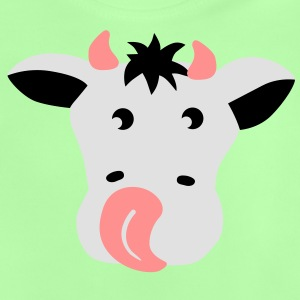 Cow Face Bull Kids' Shirts - Baby T-Shirt