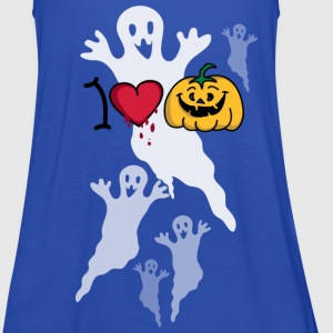 I love Halloween T-Shirts - Women's Tank Top by Bella