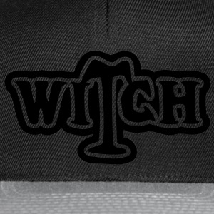 Witch T-Shirts - Snapback Cap