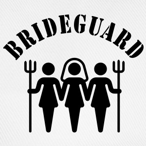 Brideguard, Girlie-T-Shirt - Baseball Cap