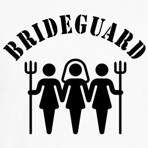 Brideguard, Girlie-T-Shirt - Men's Premium Longsleeve Shirt
