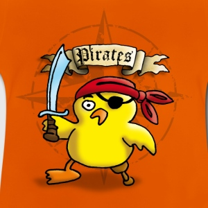 pirate_chick_o Shirts - Baby T-Shirt