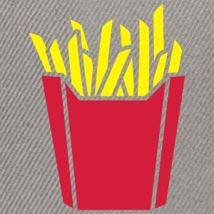 fastfood_french_fries_2c T-shirts - Snapback cap