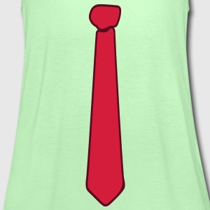Christmas Tie T-Shirts - Women's Tank Top by Bella