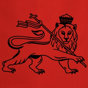 Reggae lion T-Shirts - Tablier de cuisine