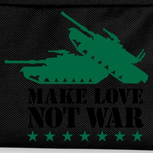 Make love not war 2clr Tee shirts - Sac à dos Enfant