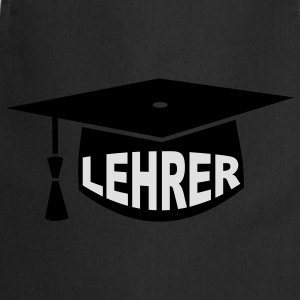 Graduation Party - PhD - Gift - Lehrer T-Shirts - Cooking Apron