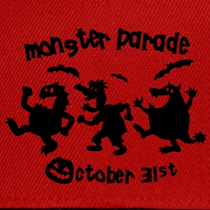 Monster Parade T-Shirts - Snapback Cap