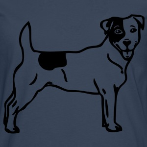 - www.dog-power.nl - CG -  - T-shirt manches longues Premium Homme