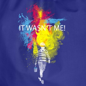 it wasn't me! Tee shirts Enfants - Sac de sport léger