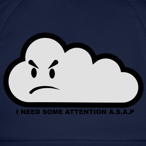 I need some attention a.s.a.p. Barn-T-shirts - Basebollkeps