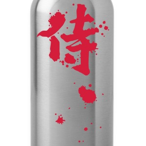 Bloody Samurai Shopping Bag - Trinkflasche