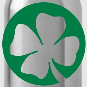 Leaf - St. Patrick's Day Kinder T-Shirts - Trinkflasche
