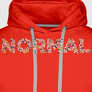 normal T-Shirts - Men's Premium Hoodie
