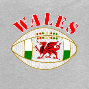 Wales dragon rugby ball T-Shirts - Baby T-Shirt