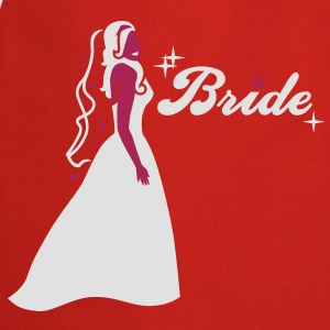 Braut - Bride - Team - Groom T-Shirts - Cooking Apron