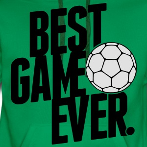 handball - best game ever Kinder T-Shirts - Männer Premium Hoodie