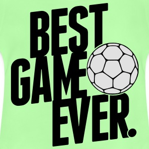 handball - best game ever Kinder T-Shirts - Baby T-Shirt