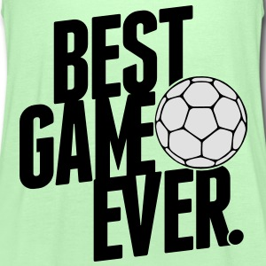 handball - best game ever Kinder T-Shirts - Frauen Tank Top von Bella