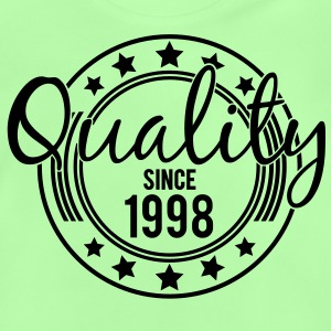 Birthday - Quality since 1998 (sv) Barn-T-shirts - Baby-T-shirt
