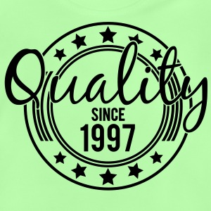 Birthday - Quality since 1997 (sv) Barn-T-shirts - Baby-T-shirt