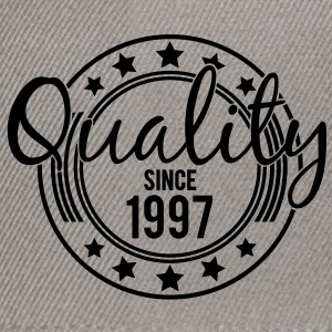 Birthday - Quality since 1997 (it) T-shirt bambini - Snapback Cap