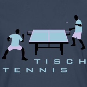 table_tennis_052012_h_3c T-Shirts - Männer Premium Langarmshirt
