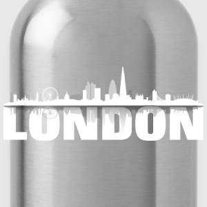 London white - Trinkflasche