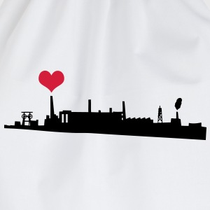 Love your City Industry Camisetas - Mochila saco