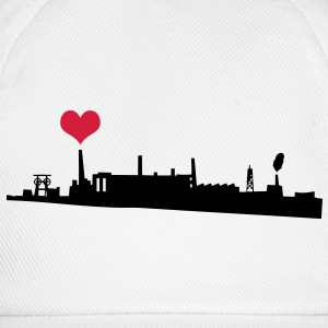 Love your City Industry T-shirts - Basebollkeps