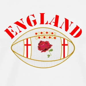 England rugby ball Caps & Hats - Men's Premium T-Shirt