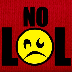 no lol laughing out loud2 Tee shirts - Bonnet d'hiver