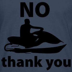 JET SKI no_thank_you Tee shirts - T-shirt manches longues Premium Homme