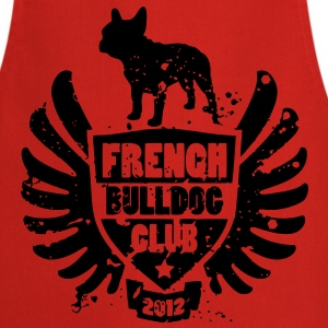 French Bulldog Club 2012 Koszulki - Fartuch kuchenny