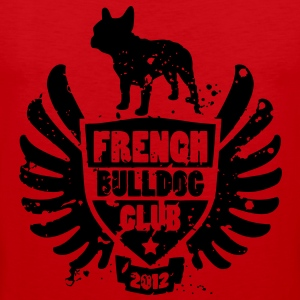 French Bulldog Club 2012 Koszulki - Tank top męski Premium