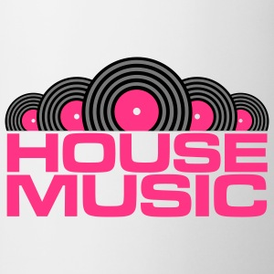 House Music V3 T-Shirts - Mug
