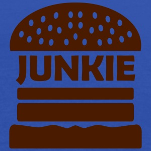 hamburger junkie T-Shirts - Frauen Tank Top von Bella