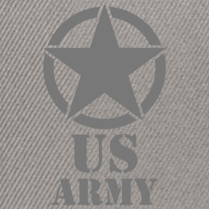 us army design T-Shirts - Snapback Cap